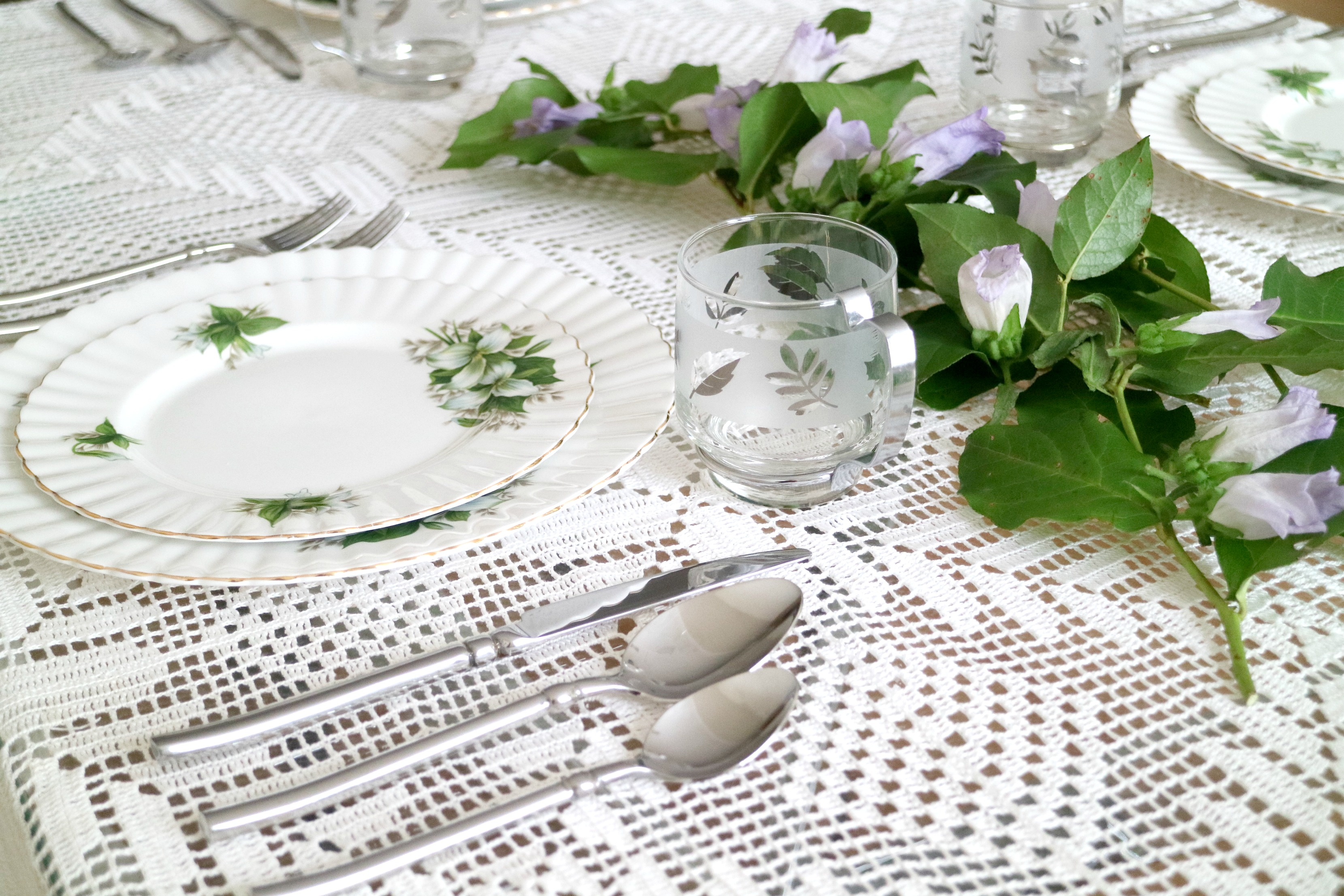 100 beautiful table settings dinner party event tables deco & 28 Irish Table Settings Irish Themed Dinner Party For St Pa.The ...